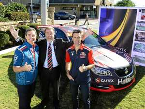 Supercars agreement dependent on raceway upgrades