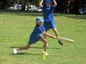 Modified cricket challenge a winner at Sunshine Beach