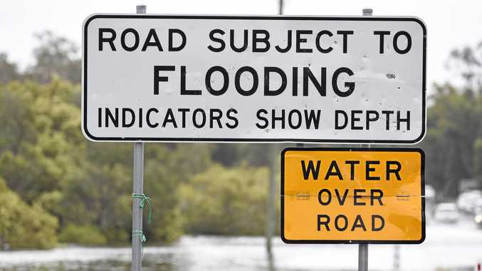 CQ placed on flood alert as BoM issues new warning