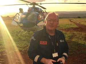 Doomed pilot's last transmissions haunt veteran rescuer