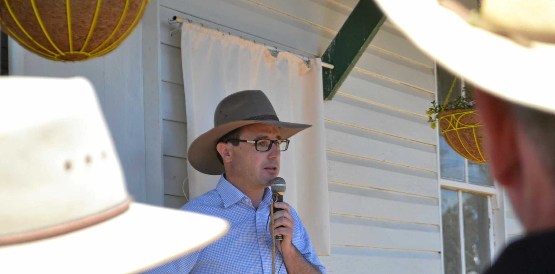 Minister for Agriculture David Littleproud will tour Mackay, Proserpine, Bowen and Burdekin regions to talk to growers.