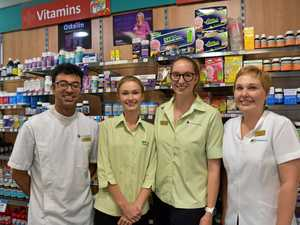 Warwick pharmacy celebrates 10 years in town