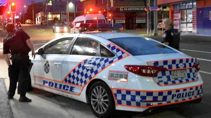 Police chase taxi to marina after fight on Auckland St