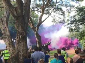 Sirens, guns fire to commemorate Darwin bombing