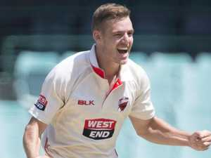 Unheralded quick taking Sheffield Shield by storm