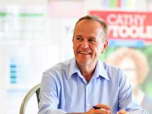 Shorten 'impatient' to win government, 'make things right'