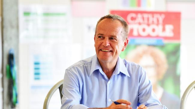 Shorten foreshadows public housing announcement