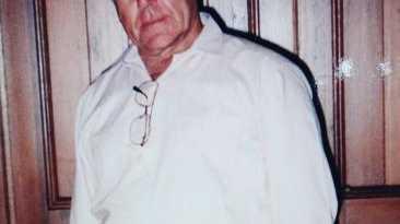 Alleged murder victim Gerhard Wagner.