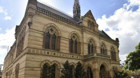 The University of Adelaide in Adelaide, South Australia. Picture: David Mariuz / AAP