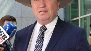 Deputy Prime Minister Barnaby Joyce is on personal leave. Picture: Gary Ramage