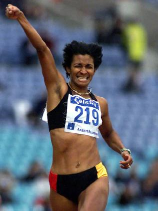 Nova Peris then moved into athletics