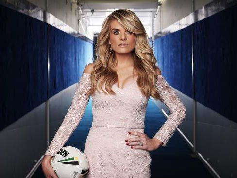 Erin Molan pictured for the BW Magazine Hot List 2017. Picture: Rohan Kelly