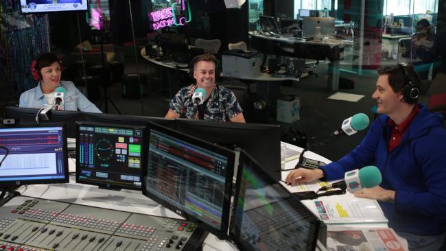 2DayFM Breakfast Show with Em, Grant & Ed TODAY.