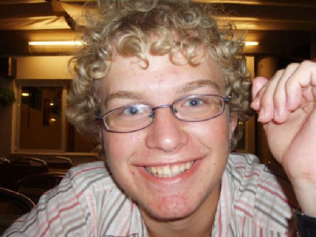Matthew Falder was a star student at Cambridge. Picture: National Crime Agency