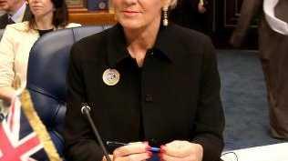 Foreign Minister Julie Bishop is overseas until February 23. Picture: AFP/Yasser Al-Zayyat