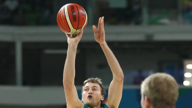 Ryan Broekhoff.