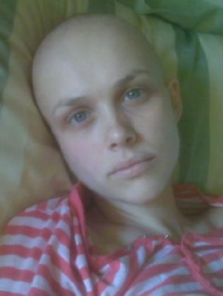 """Jacqueline Freestone said her cancer battle was the """"most trying time physically, emotionally and financially"""