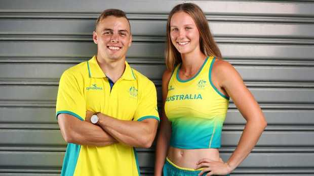 Trae Williams and Riley Day lead the Aussie sprint charge on the Gold Coast.