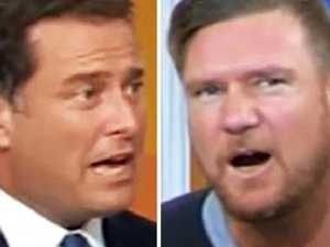 Karl Stefanovic gets tough with MAFS groom