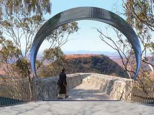 Plans to build a concrete lookout at Torbruk Memorial Drive.