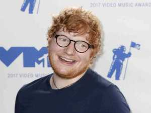 Is Ed Sheeran already hitched?
