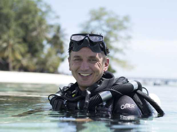 Cameraman Roger Munns filmed half a dozen sequences for the TV series Blue Planet II.