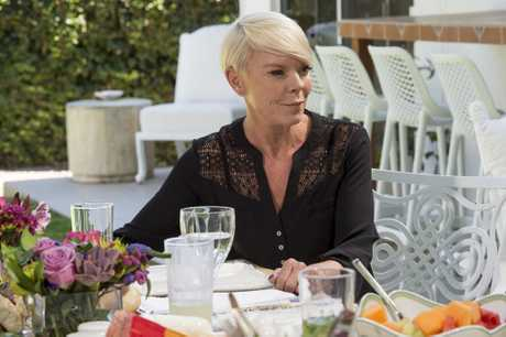 Tabatha Coffey in a scene from the TV series Relative Success with Tabatha.