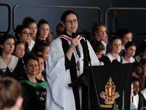 Glennie welcomes new school chaplain