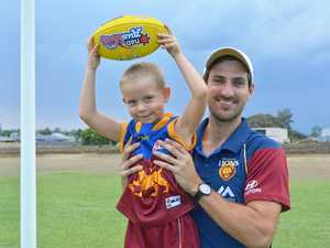 Brisbane Lions add to their pride in the valley