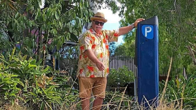 CAMPAIGN: Paul McCarthy believes paid parking money raised in Byron Bay should stay in Byron Bay to be used both small and large infrastructure upkeep.