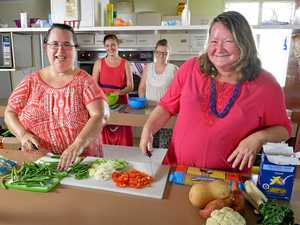 Dishing up tasty, nutritious food