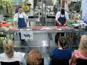 Celeb chefs share beefy knowledge ahead of Beef Australia