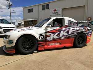 Treseder returns for third Aussie Racing Car series