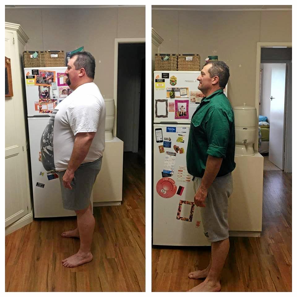 Matt Gurney's amazing transformation.