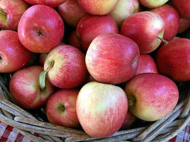 MARKETS: High in fibre, vitamin c and antioxidants, it's no wonder apples have a reputation for keeping the doctor away.