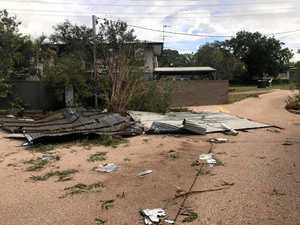 Storm closes CQ roads and schools