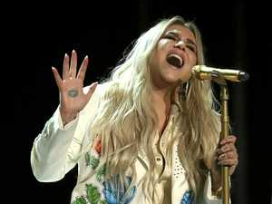 Kesha cancels Bluesfest performance