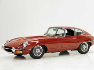 Rare number plate gets $268,000...more than a Jag E-Type