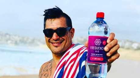 Ninja Warrior Australia athlete Francis Cullimore.