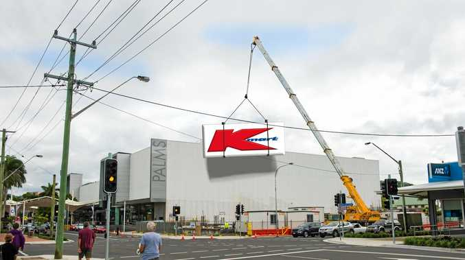 Kmart montage coffs harbour