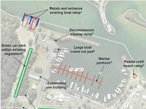 Boat Harbour plans on display