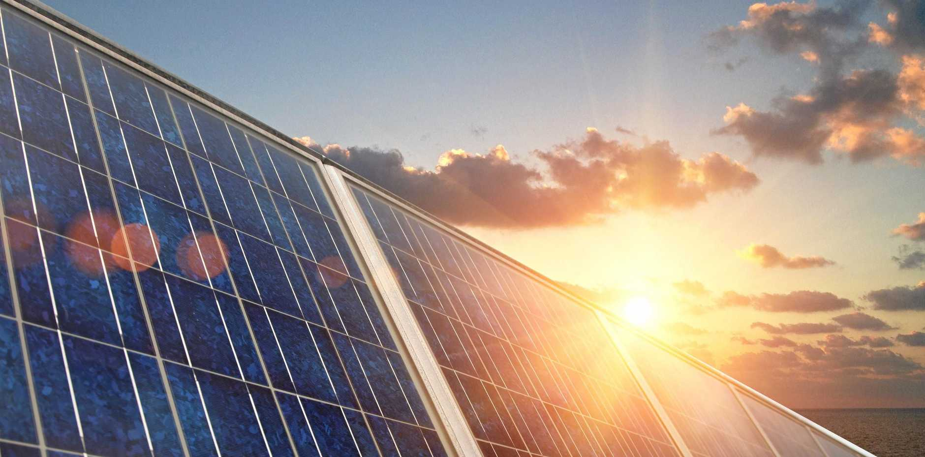 SIMMERING OPINIONS: Warwick weighs in from all angles on news of a massive multi-million dollar solar farm.