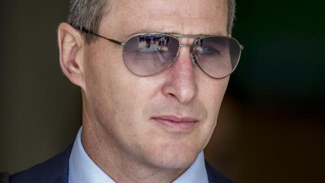 Racing NSW chief steward Marc Van Gestel. Picture: Jenny Evans
