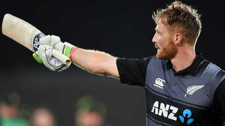 Martin Guptill scored a century the last time the two teams met.