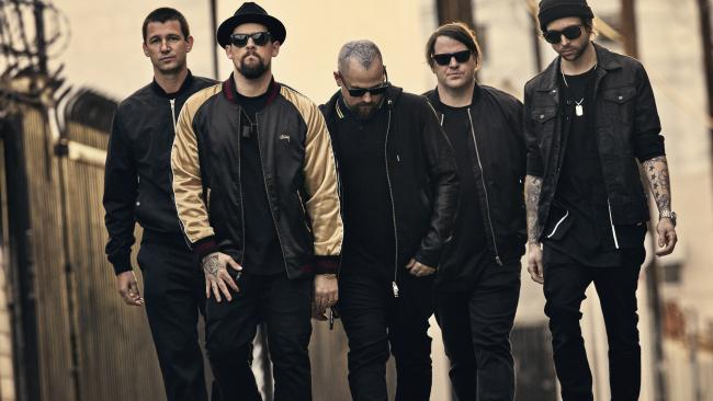 Benji Madden on why he and his brother got the band back together. Pic: Supplied