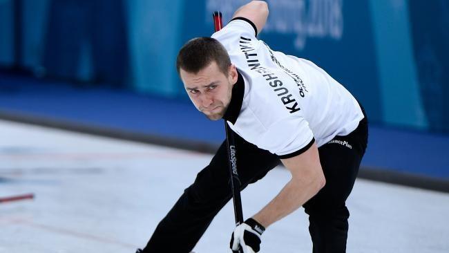 Aleksandr Krushelnitckii can't believe his drugs test result.
