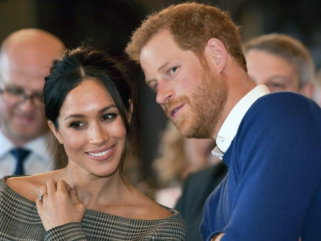 Even Prince Harry's engagement to Meghan Markle hasn't changed people's views on the monarchy. Picture: Ben Birchall/Pool via AP