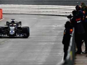 Ricciardo crashed new Red Bull car
