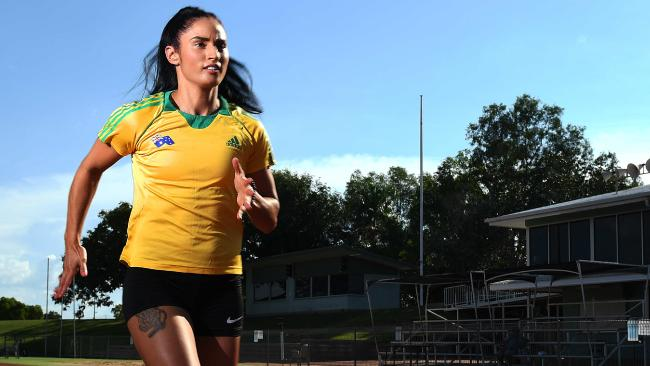 Peris broke several PBs in the lead up to the Comm Games trials which alerts ASADA officials.
