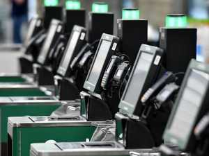 Man fined $326,000 for stealing from self-service checkout